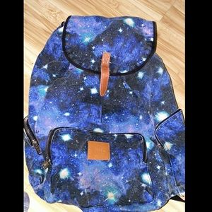 Victoria's Secret Galaxy Backpack